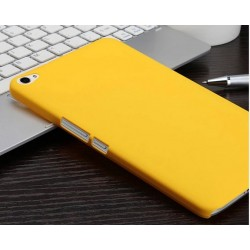 Huawei MediaPad X2 Yellow Hard Case