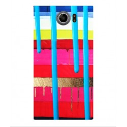 BlackBerry Priv Brushstrokes Cover
