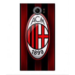 BlackBerry Priv AC Milan Cover