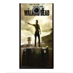 BlackBerry Priv Walking Dead Cover