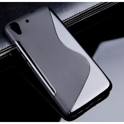 Black Silicone Protective Case Huawei Honor 4a