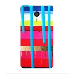 Meizu MX4 Brushstrokes Cover