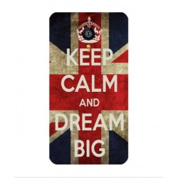 Meizu MX4 Keep Calm And Dream Big Cover