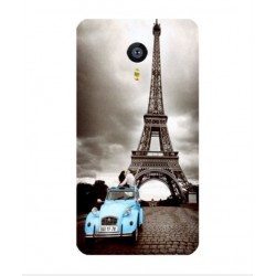 Meizu MX4 Vintage Eiffel Tower Case