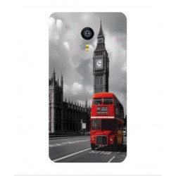 Meizu MX4 London Style Cover