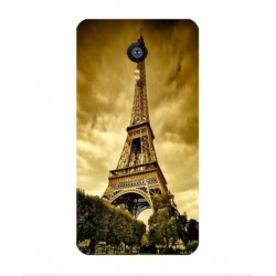 Meizu MX4 Eiffel Tower Case