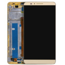 Huawei Ascend Mate 7 Complete Replacement Screen Gold Color
