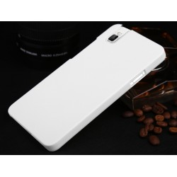 Coque De Protection Rigide Pour Huawei Honor 7i - Blanc