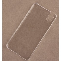 Coque De Protection Rigide Pour Huawei Shot X - Transparent