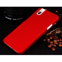 Coque De Protection Rigide Pour Huawei Shot X - Rouge