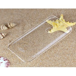 Huawei G8 Transparent Hard Case