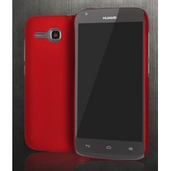 Huawei Ascend Y600 Red Hard Case