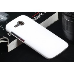 Huawei Ascend Y600 White Hard Case