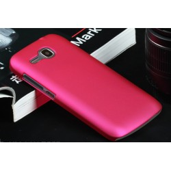 Huawei Ascend Y600 Pink Hard Case