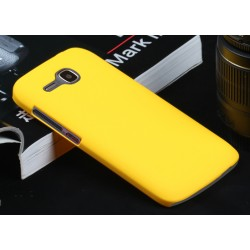 Huawei Ascend Y600 Yellow Hard Case