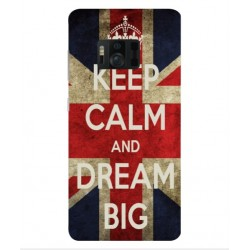 Asus Zenfone AR ZS571KL Keep Calm And Dream Big Cover