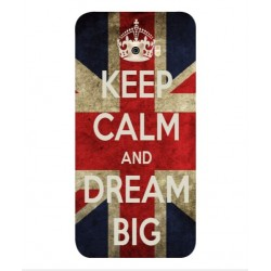 Samsung Galaxy C5 Pro Keep Calm And Dream Big Cover