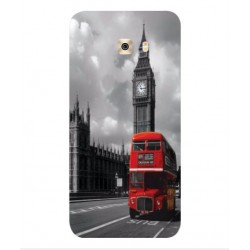 Protection London Style Pour Samsung Galaxy C5 Pro