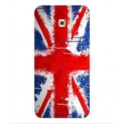 Samsung Galaxy C5 Pro UK Brush Cover