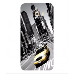 Coque New York Pour Samsung Galaxy C5 Pro