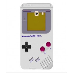 Samsung Galaxy C5 Pro Game Boy Cover