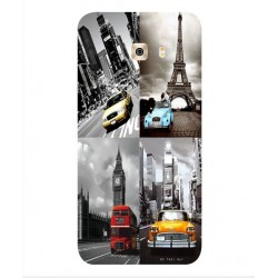 Samsung Galaxy C5 Pro Best Vintage Cover
