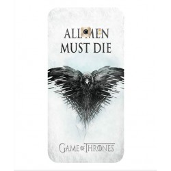Samsung Galaxy C5 Pro All Men Must Die Cover