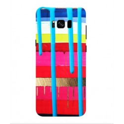 Samsung Galaxy S8 Brushstrokes Cover