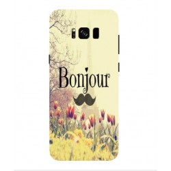 Samsung Galaxy S8 Hello Paris Cover