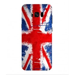 Coque UK Brush Pour Samsung Galaxy S8
