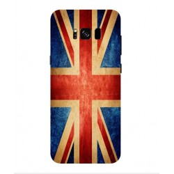 Samsung Galaxy S8 Vintage UK Case