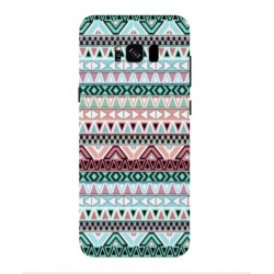 Coque Broderie Mexicaine Pour Samsung Galaxy S8