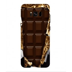 Samsung Galaxy S8 I Love Chocolate Cover