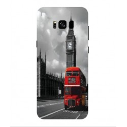 Samsung Galaxy S8 London Style Cover