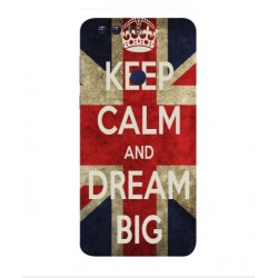 Huawei Honor 8 Pro Keep Calm And Dream Big Cover