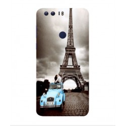 Huawei Honor 8 Pro Vintage Eiffel Tower Case