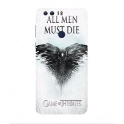 Funda All Men Must Die Para Huawei Honor 8 Pro