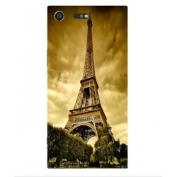 Sony Xperia XZ Premium Eiffel Tower Case