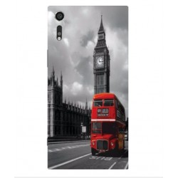 Sony Xperia XZs London Style Cover