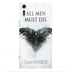Sony Xperia XZs All Men Must Die Cover