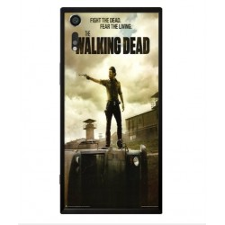 Sony Xperia XZs Walking Dead Cover