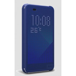 LED View Cover Für HTC Desire 820 - Blau