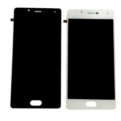 White Wiko U Feel Complete Replacement Screen