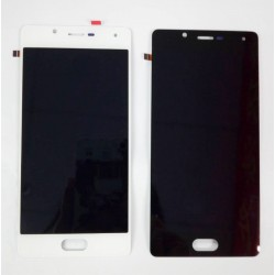 White Wiko U Feel Lite Complete Replacement Screen