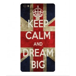 Xiaomi Mi Max Keep Calm And Dream Big Cover