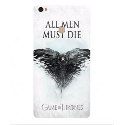 Xiaomi Mi Max All Men Must Die Cover