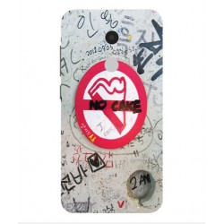 Alcatel A3 'No Cake' Cover