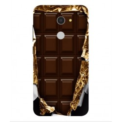 Coque I Love Chocolate Pour Alcatel A3
