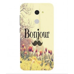 Coque Hello Paris Pour Alcatel A3