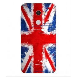 Alcatel A3 UK Brush Cover